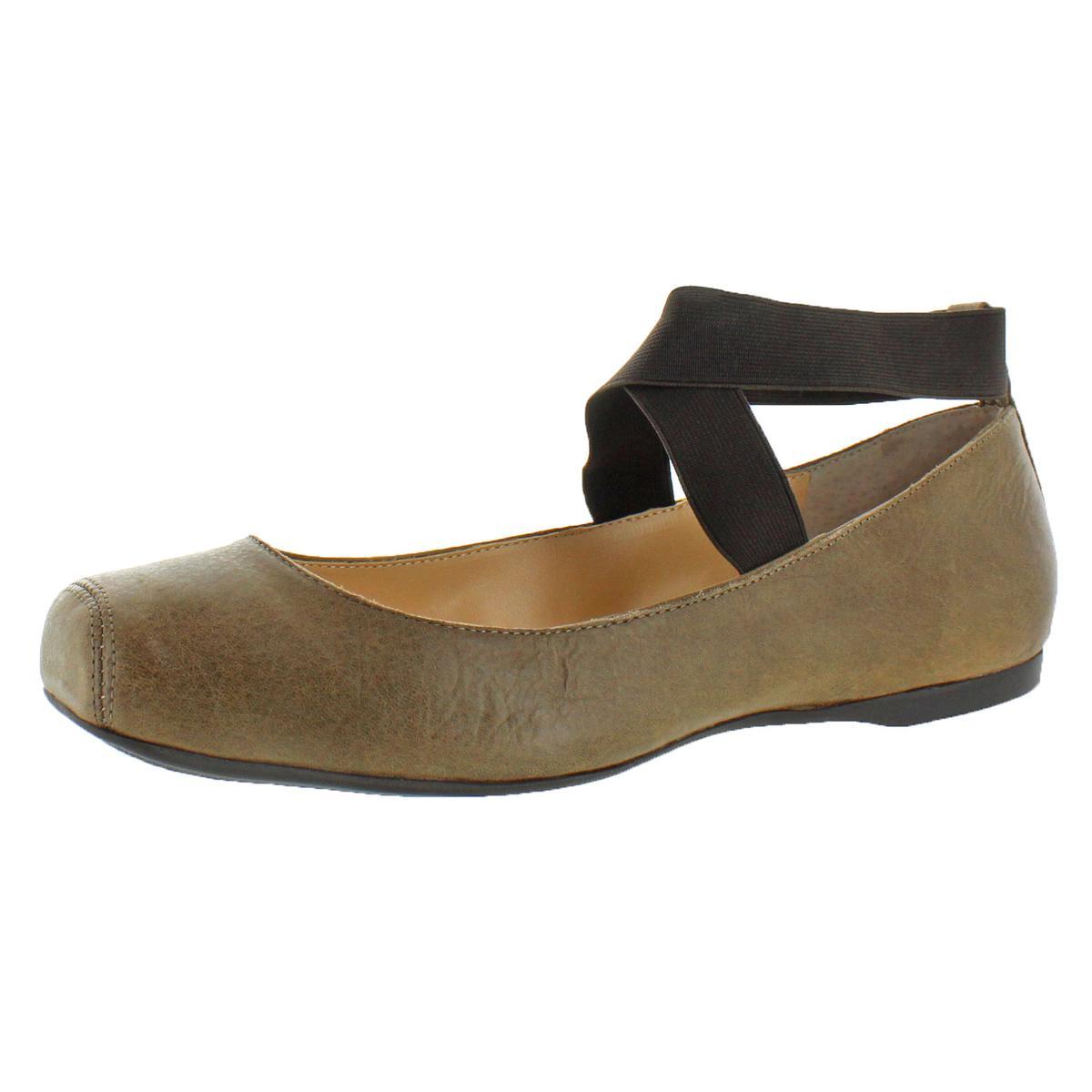 Jessica-Simpson-Women-039-s-Mandalaye-Square-Toe-Ankle-Wrap-Ballet-Flats thumbnail 4