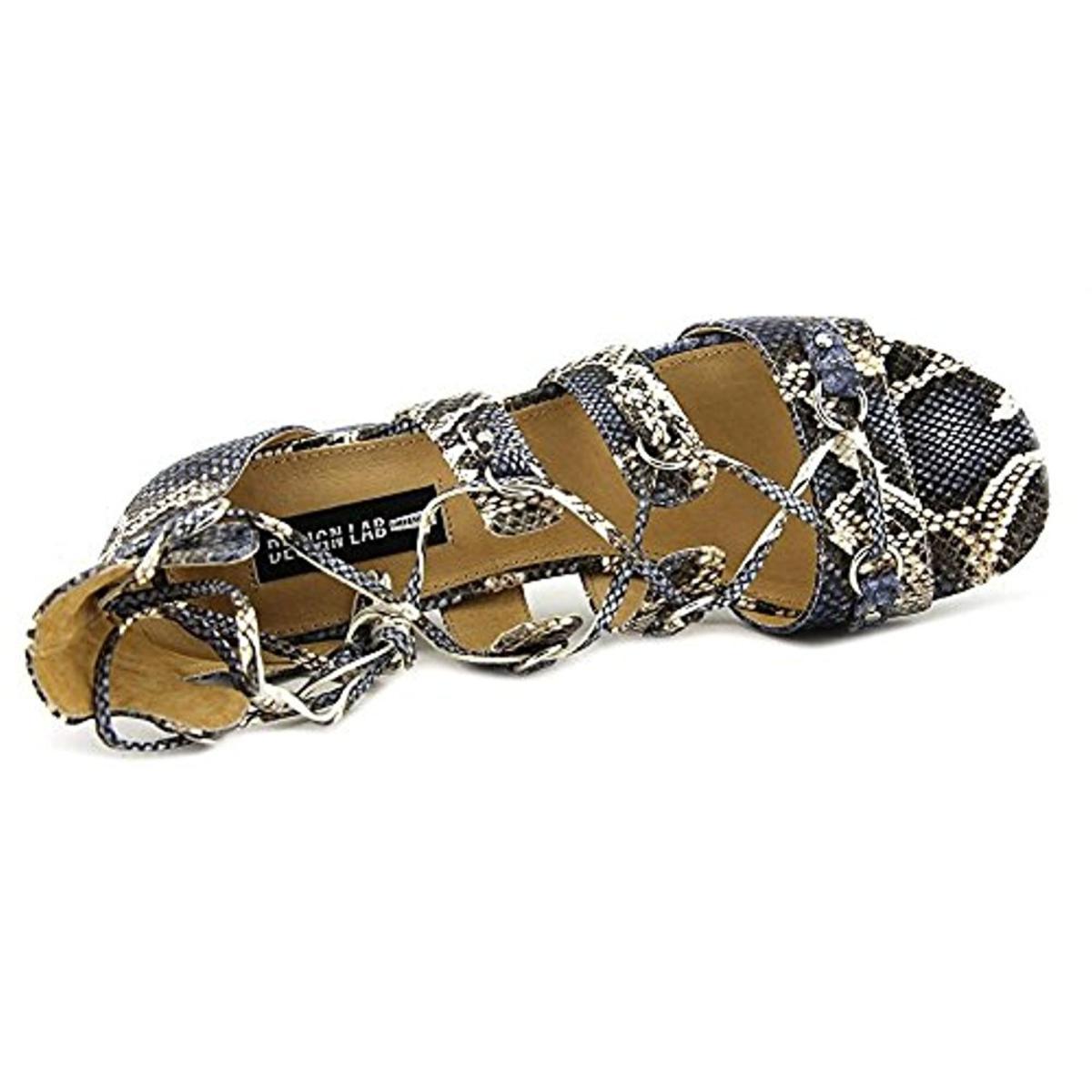 Design-Lab-Womens-Eldy-Block-Heel-Dress-Sandals-Shoes-BHFO-2676 thumbnail 15