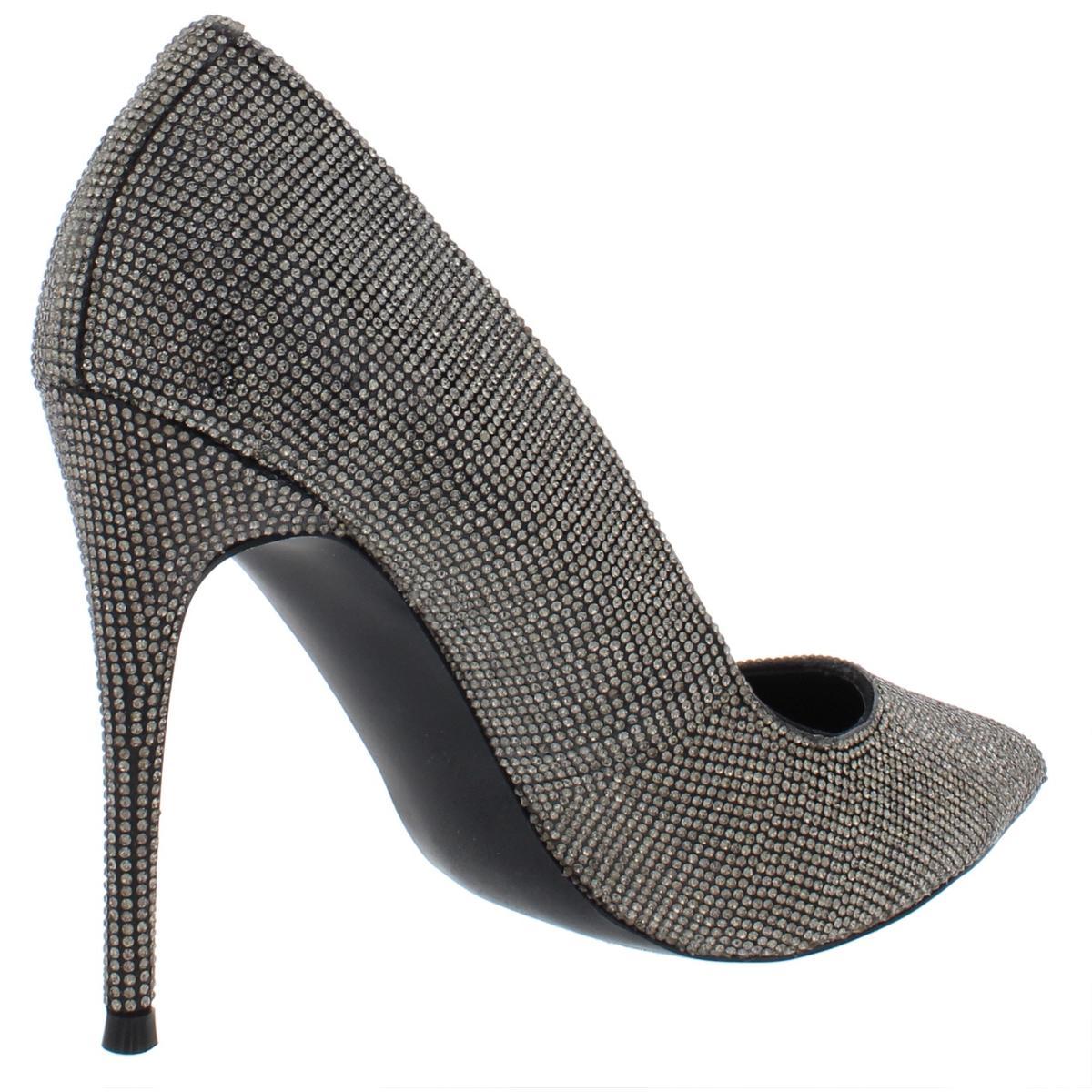 Steve-Madden-Womens-Daisie-Evening-Heels-Shoes-BHFO-4616 thumbnail 6