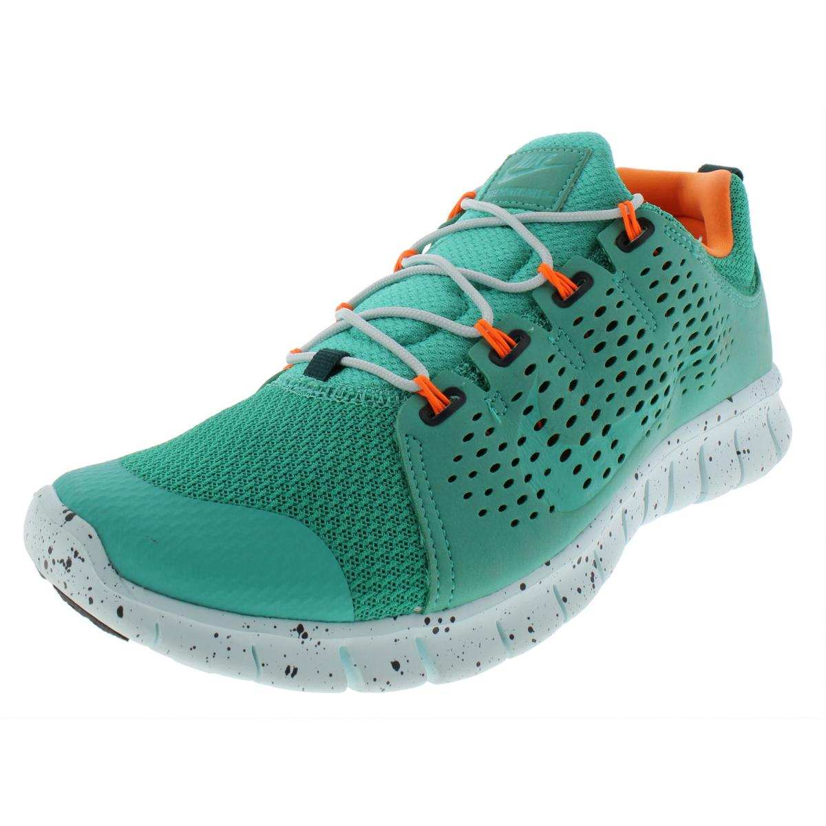 best website 364bf bc171 Details about Nike Mens Free Powerlines+II Green Running Shoes Sneakers 9  Medium (D) BHFO 2084