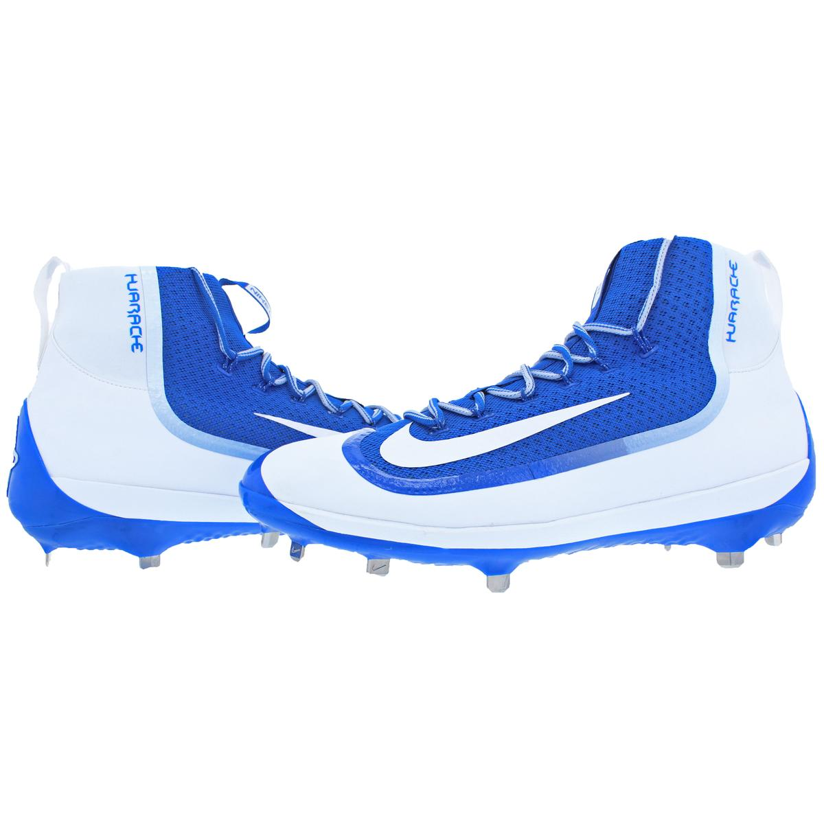 Nike  Uomo Mid Air Huarache 2kFilth Elite Mid Uomo Lightly Padded Cleats Schuhes BHFO 0791 f78e59