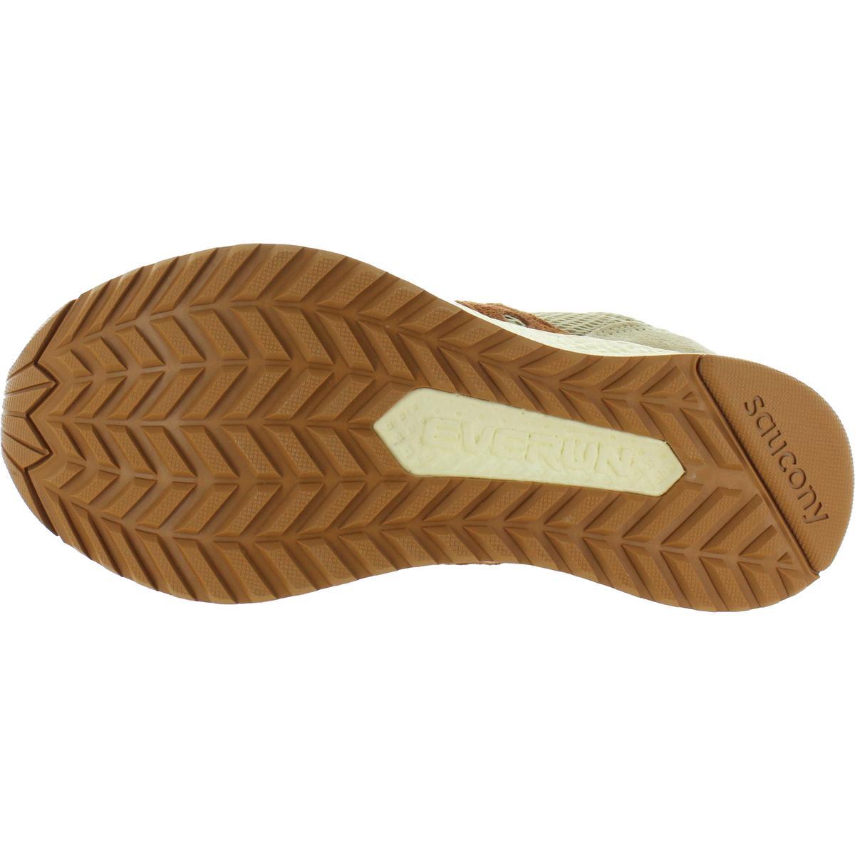 Saucony-Mens-Freedom-Runner-Tan-Running-Shoes-Sneakers-7-Medium-D-BHFO-4411 thumbnail 6