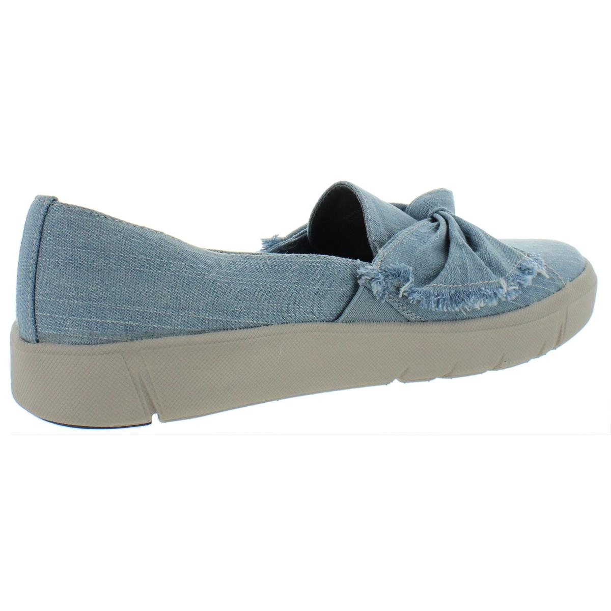Baretraps-Womens-Britta-Slip-On-Shantung-Knotted-Casual-Shoes-Sneakers-BHFO-6956 thumbnail 6