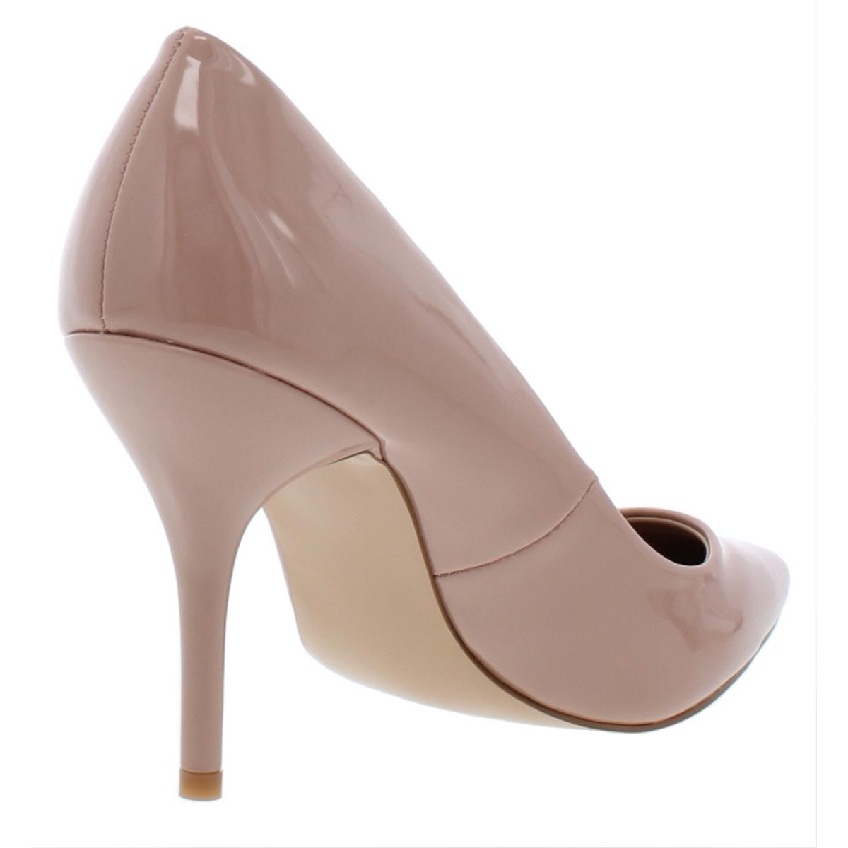 Steve-Madden-Womens-Selene-Patent-Stiletto-Evening-Dress-Heels-Shoes-BHFO-1619 thumbnail 6