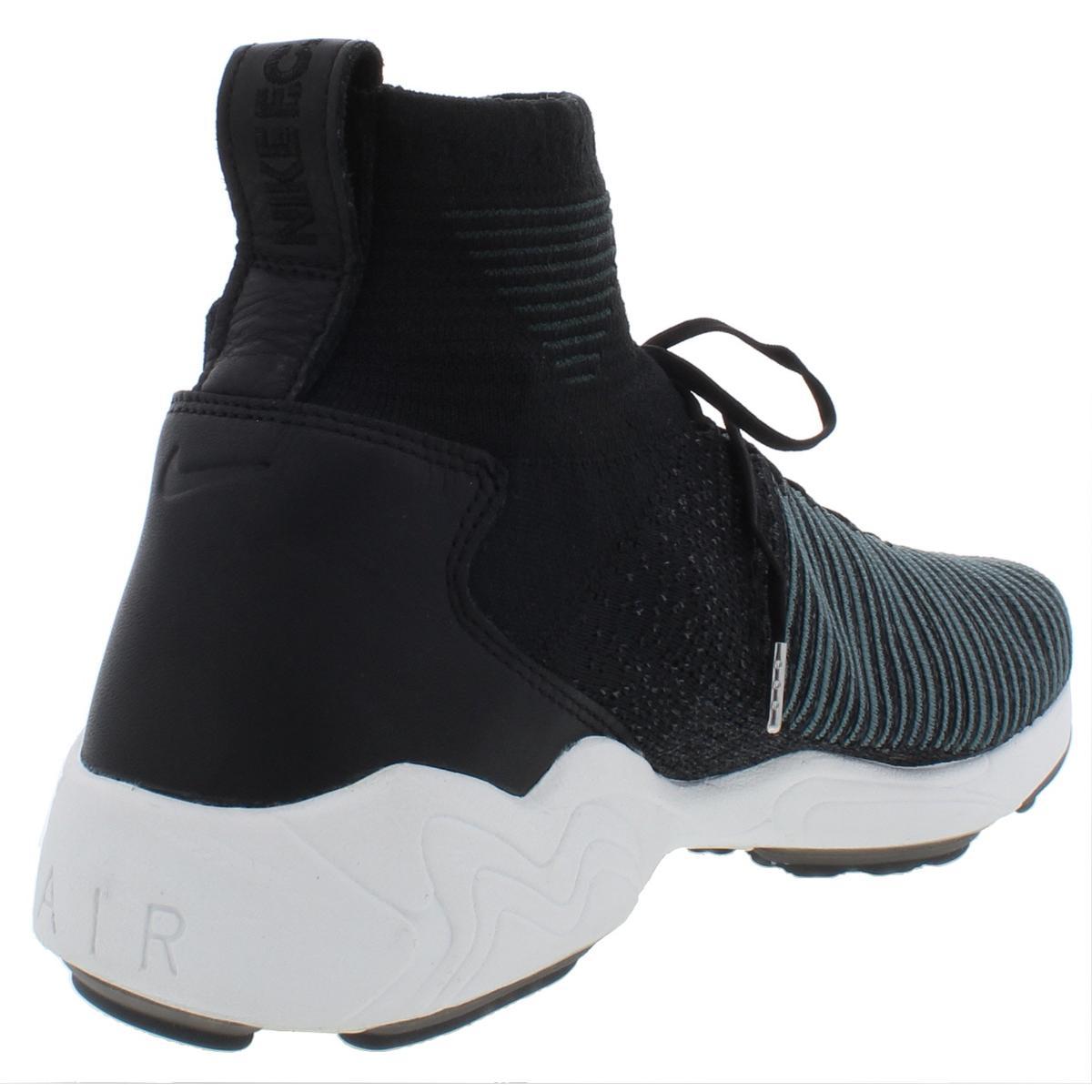 d832135ed088 Nike Zoom Mercurial XI 11 FK Flyknit FC 852616-001 Seaweed Black ...