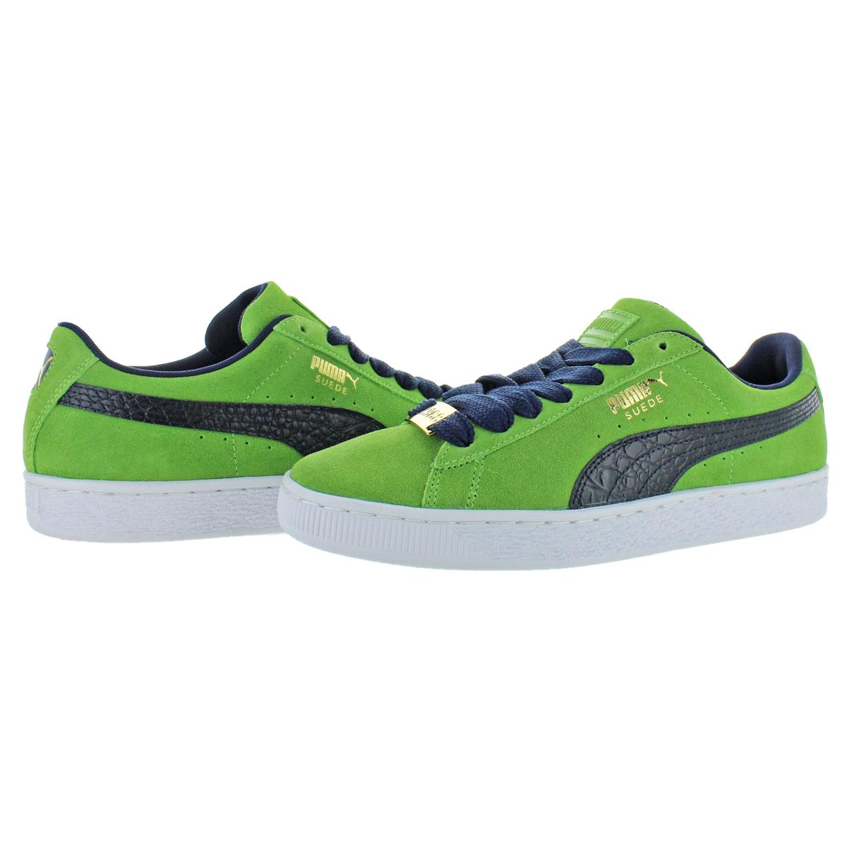 Puma-Suede-Classic-Men-039-s-Fashion-Sneakers-Shoes thumbnail 10