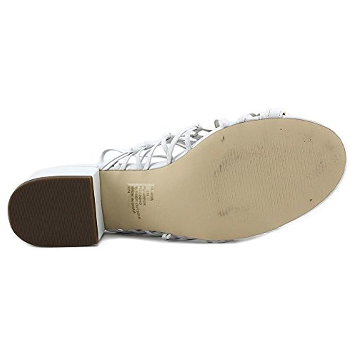 Design-Lab-Womens-Mya-Wrap-Open-Toe-Dress-Heels-Shoes-BHFO-2941 thumbnail 19