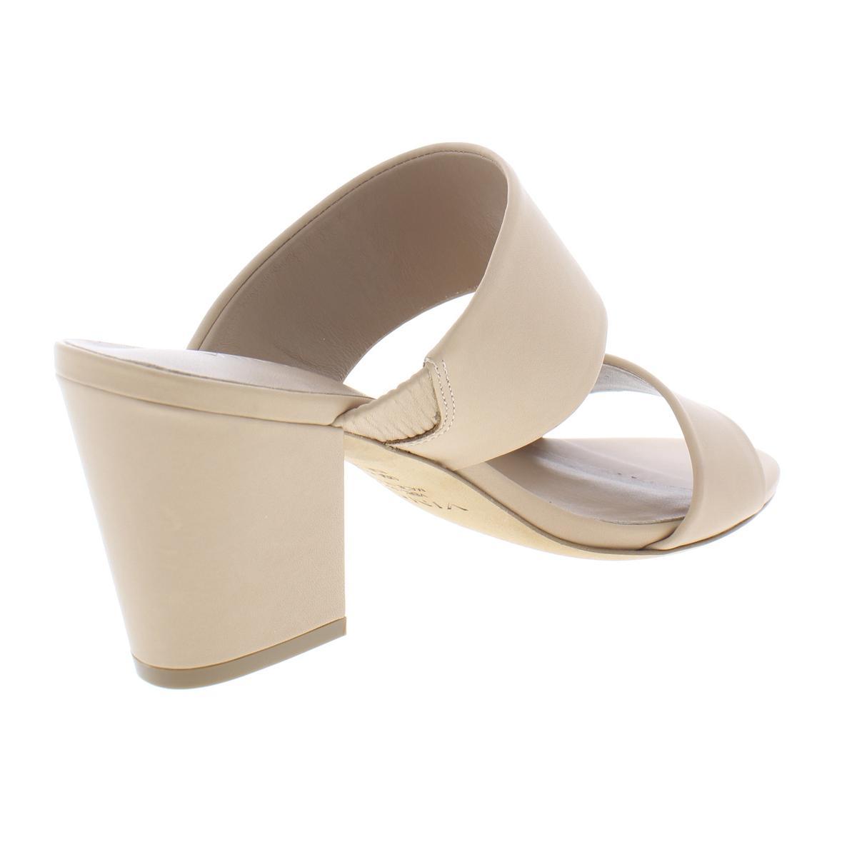 Vince-Womens-Benetta-Suede-Block-Heel-Open-Toe-Dress-Sandals-Shoes-BHFO-8084 thumbnail 4