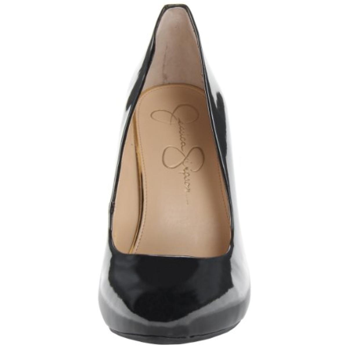 Jessica-Simpson-Malia-Women-039-s-Closed-Toe-Dress-Heels-Shoes thumbnail 6