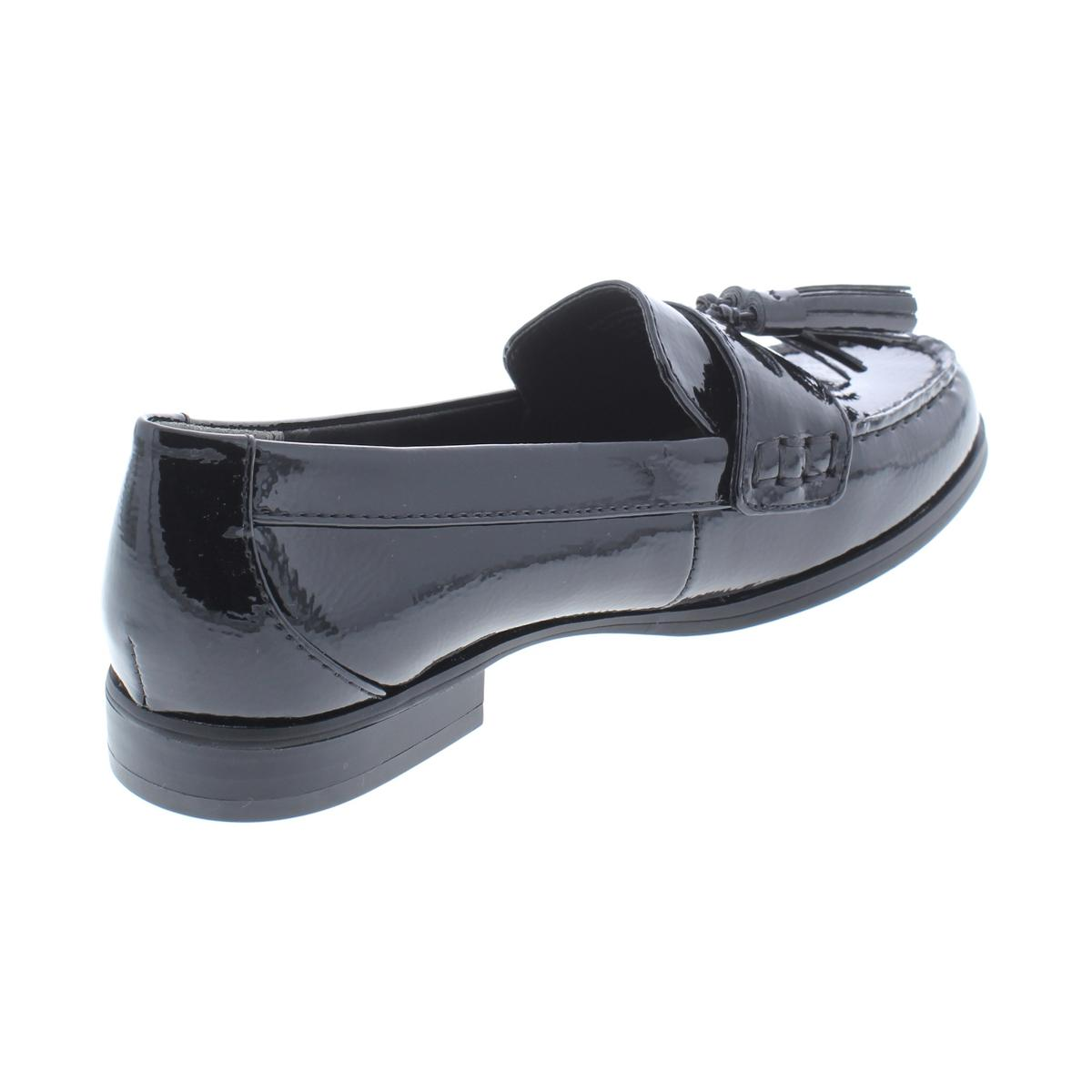 Giani-Bernini-Womens-Mauwe-Tassel-Padded-Insole-Dress-Loafers-Shoes-BHFO-5784 thumbnail 4