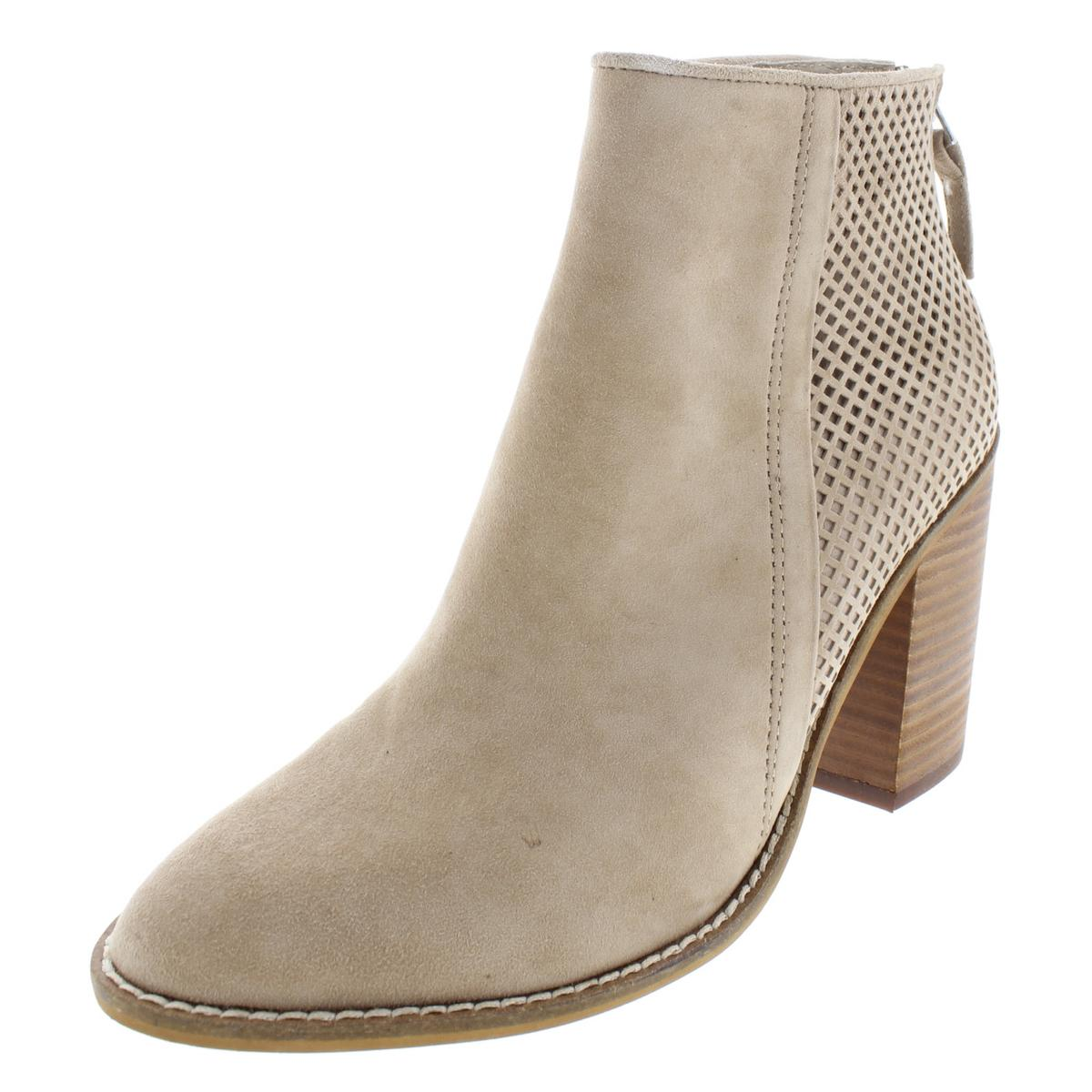 Steve Madden Femme Replay Tan Suede Chaussons Chaussures 10 moyen (B, M) BHFO 1781