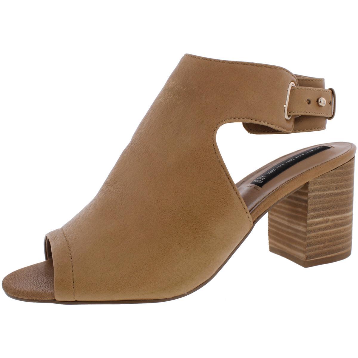 37f55aabd1f Steven By Steve Madden Womens Venuz Tan Dress Sandals 9.5 Medium (B ...