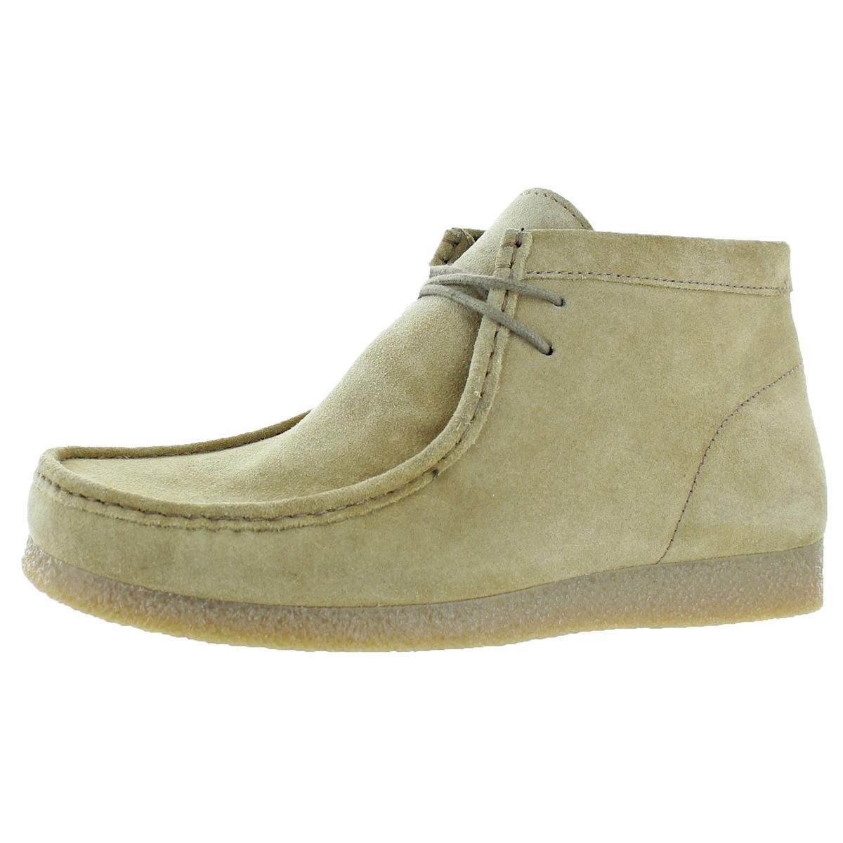 Steve Madden  Uomo Troy Moc Stiefel Toe Ankle Fashion Chukka Stiefel Moc Schuhes BHFO 6081 a1760c