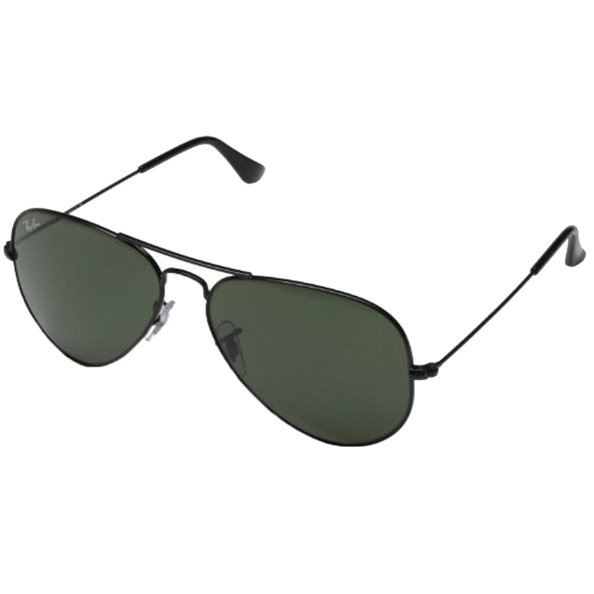 34d130b12c Details about Ray-Ban Mens Classic Gray Polarized Gradiant Aviator  Sunglasses O S BHFO 4488