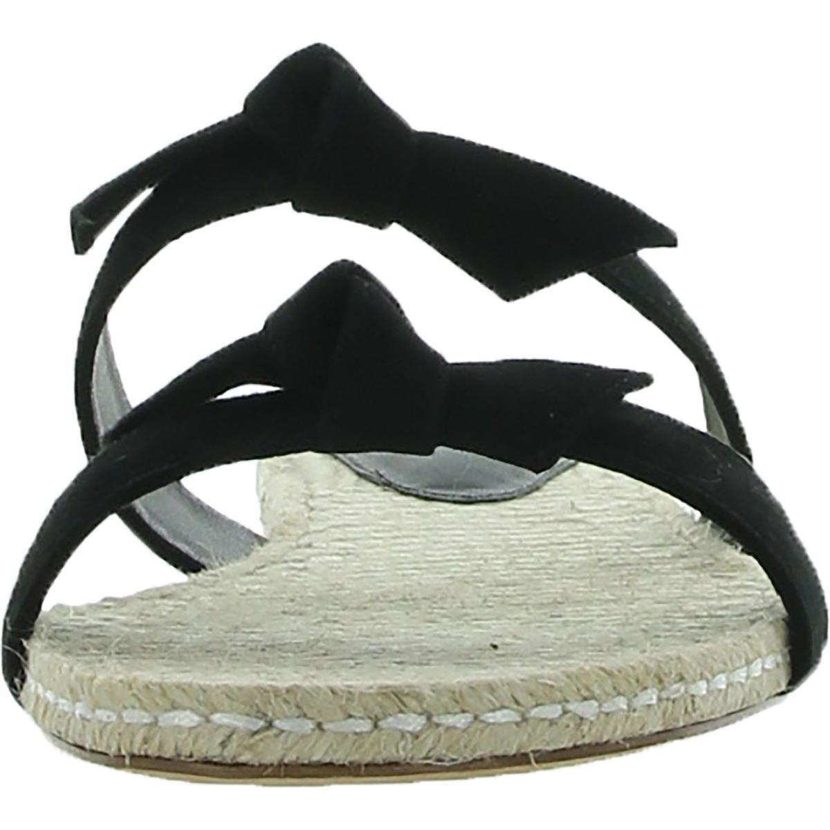 thumbnail 5 - Alexandre Birman Womens Clarita Leather Flats Slide Sandals Shoes BHFO 6244