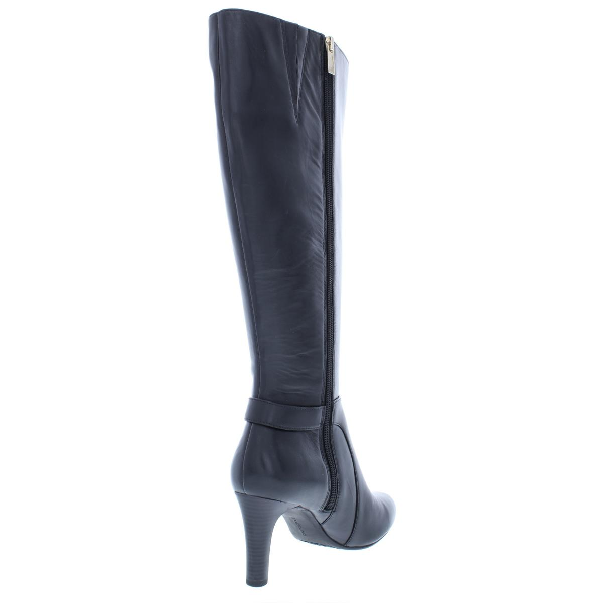 Bandolino Damenschuhe Lamari Wide Calf Over The Knee Dress Dress Dress Stiefel Schuhes 82761c
