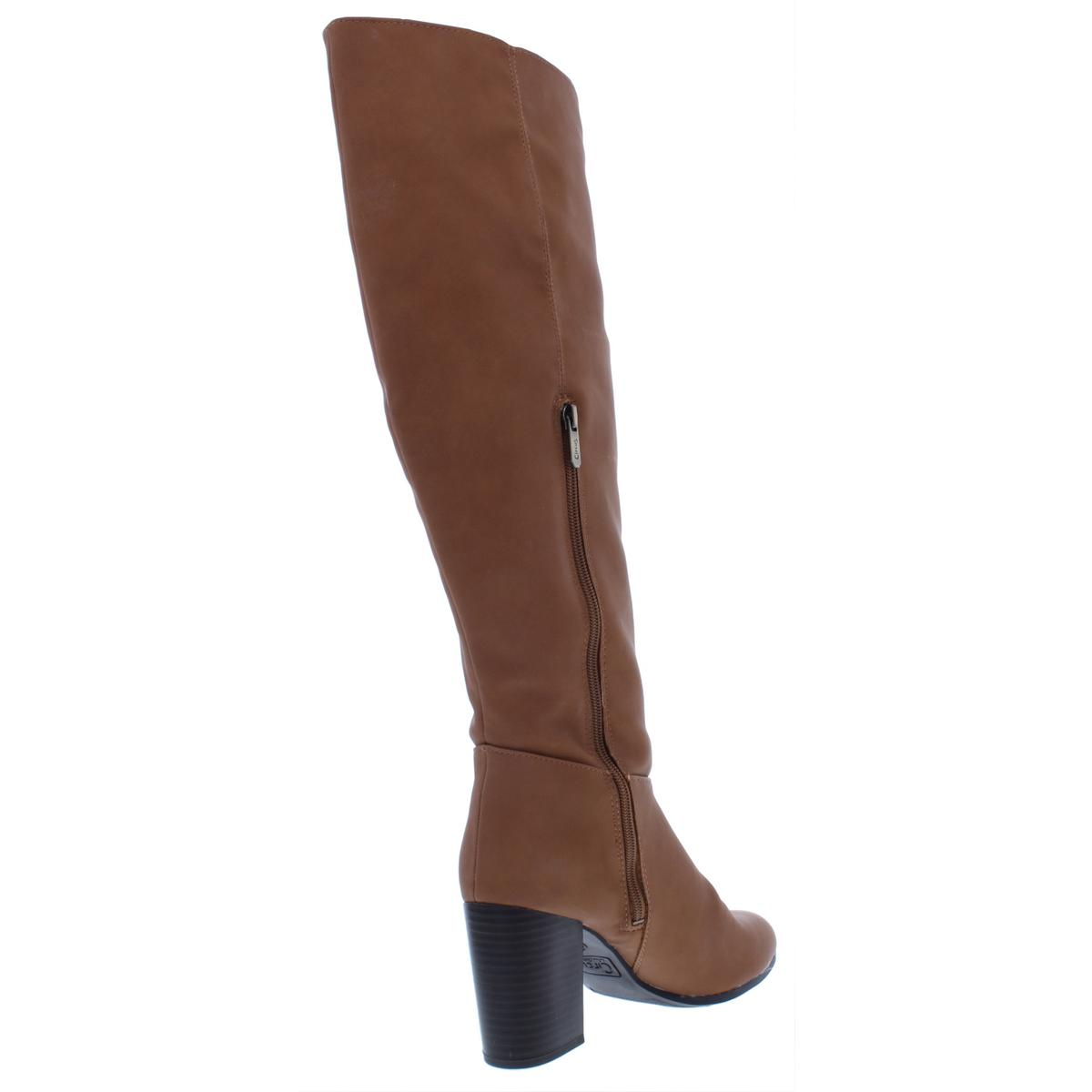 788a338acb364 ... Picture 2 of 3  Picture 3 of 3. Circus by Sam Edelman Womens Sibley  Brown Riding Boots 10 Medium ...