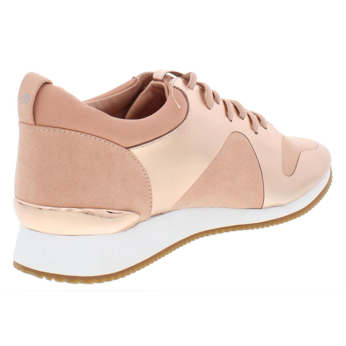L-039-ideologie-Femme-Gabii-Daim-Trainer-Athletic-Fashion-Baskets-Chaussures-BHFO-5011 miniature 6