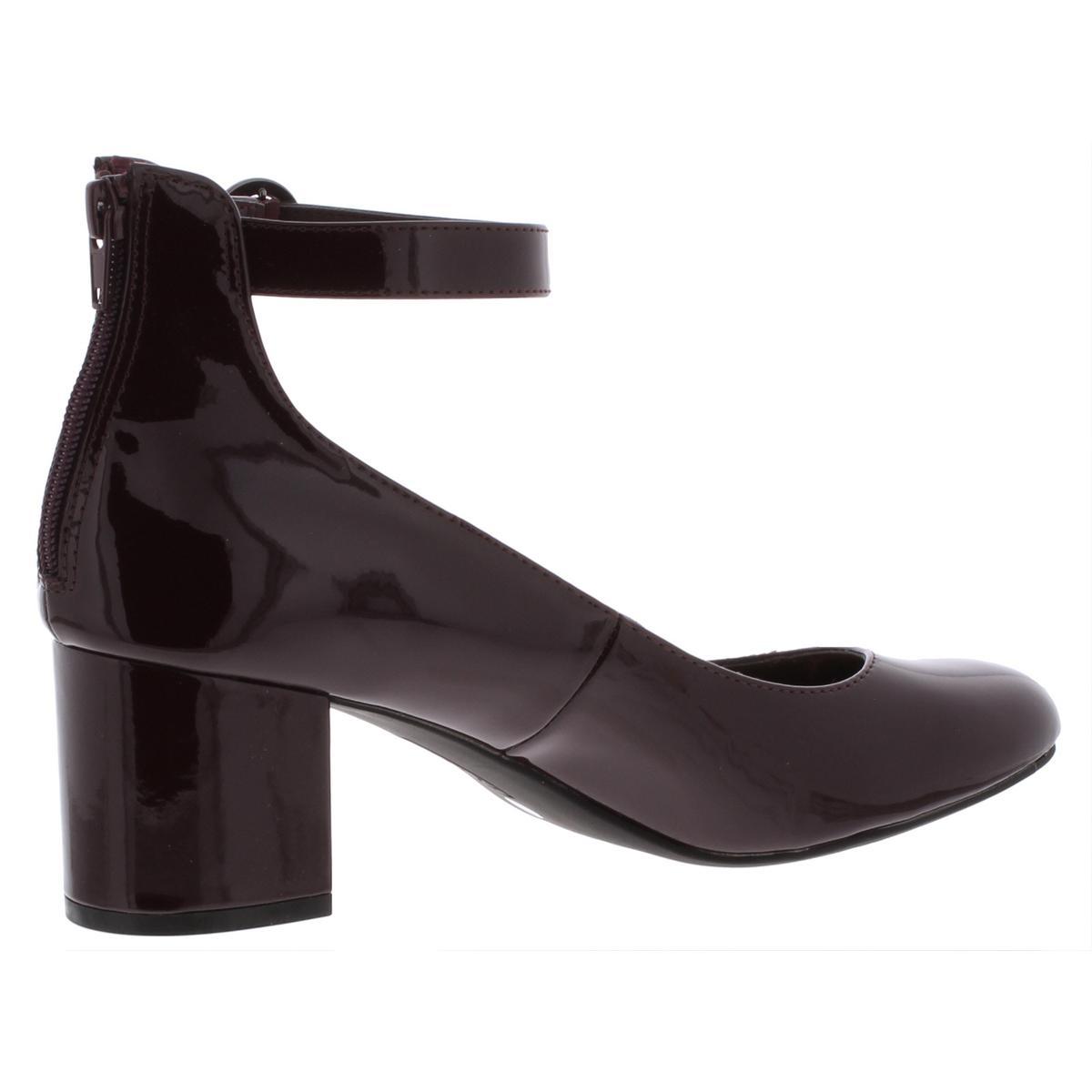 Alfani-Femme-ashiaa-Cheville-Sangle-Escarpins-Chaussures-BHFO-5590 miniature 9