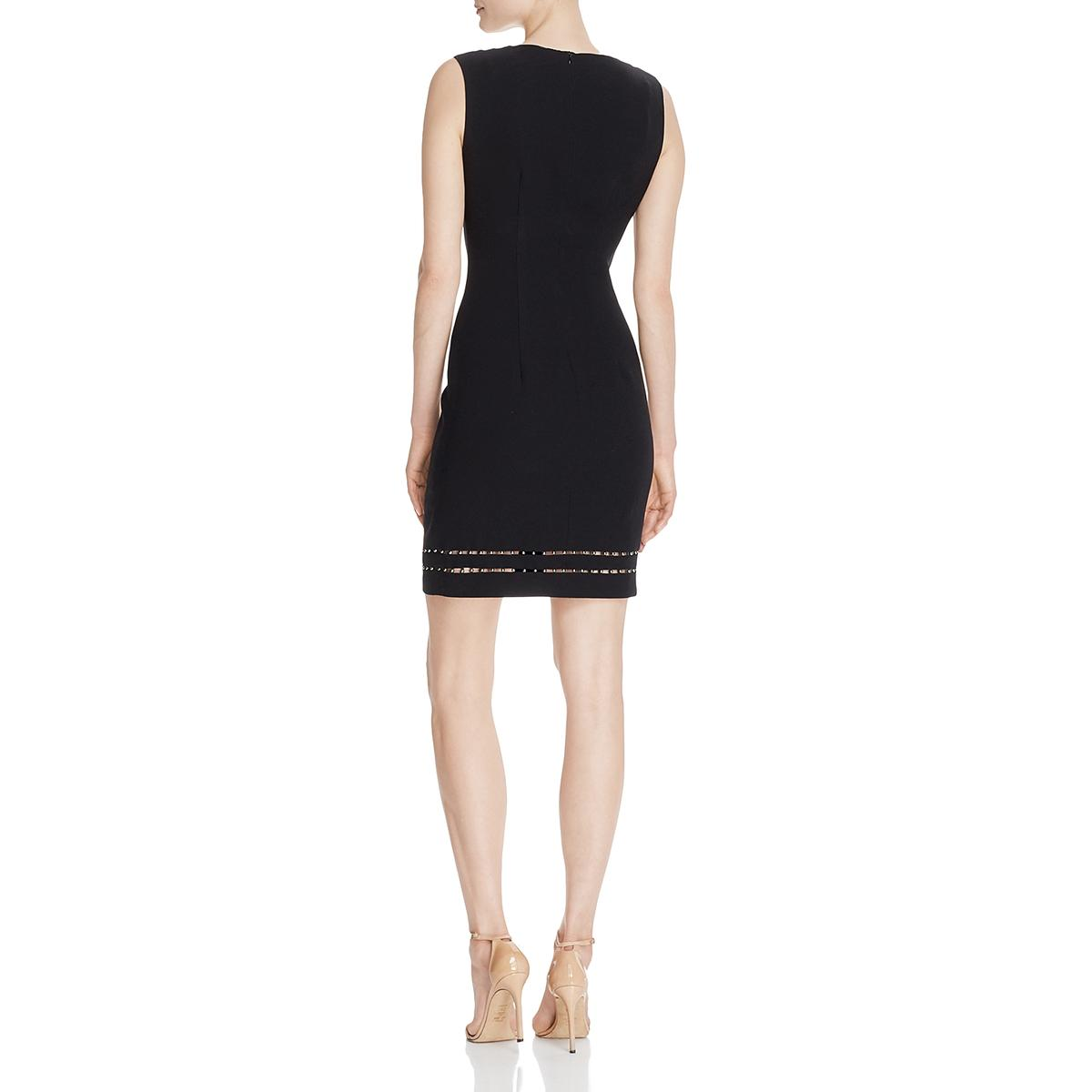 7620d9e9760e0 Details about Elie Tahari Womens Carol Party Special Occasion Cocktail  Dress BHFO 4268