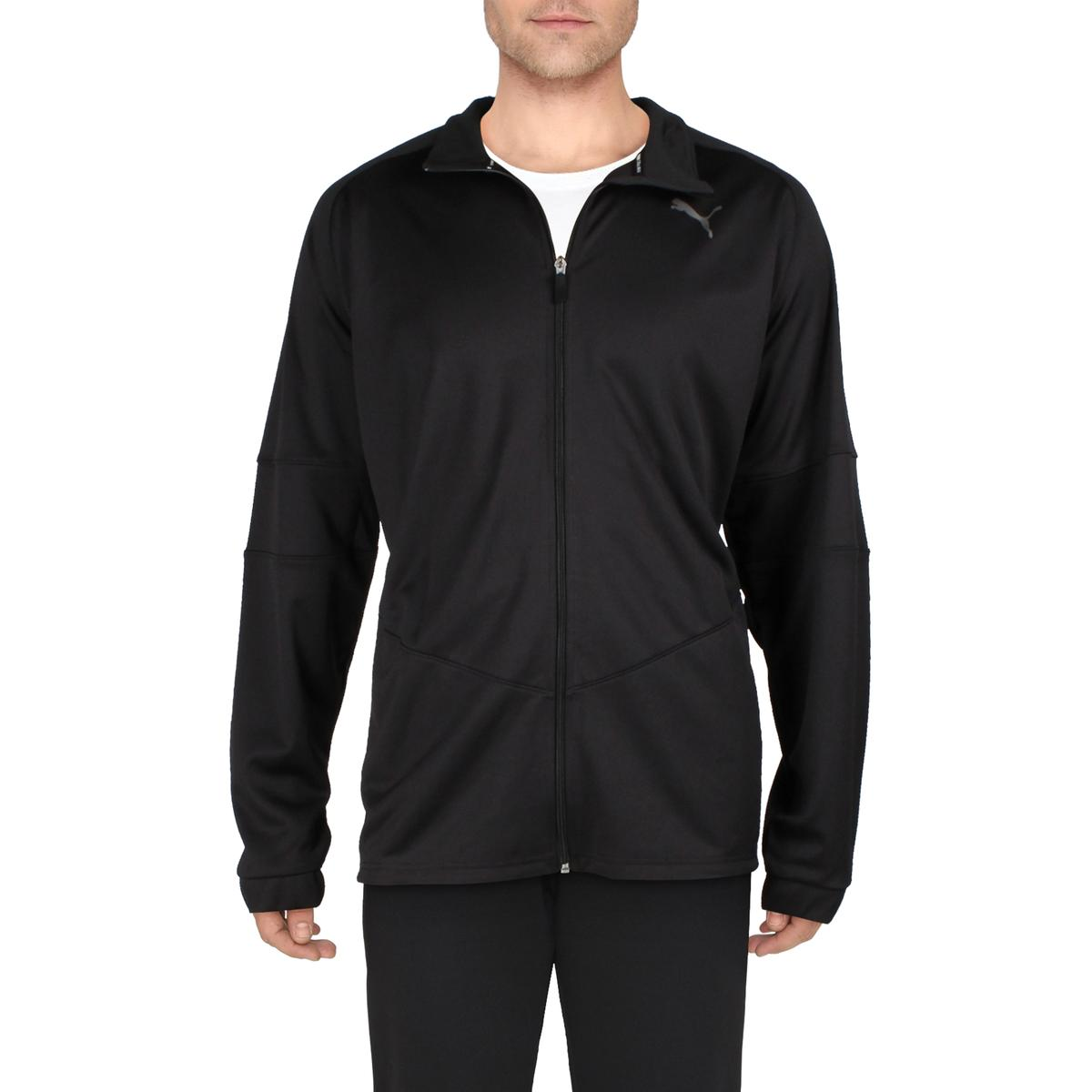 Ideology Mens Blue Fitness Work Out Track Jacket Athletic XXL BHFO 7908