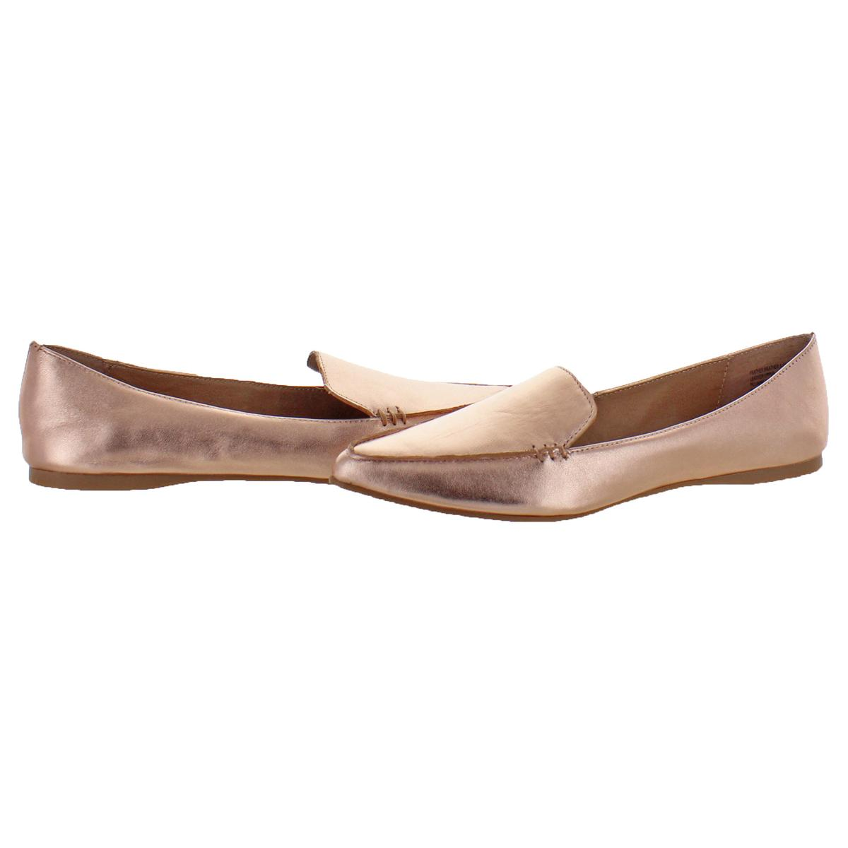 Steve-Madden-Womens-Feather-Dress-Loafers-Shoes-BHFO-7353 thumbnail 10