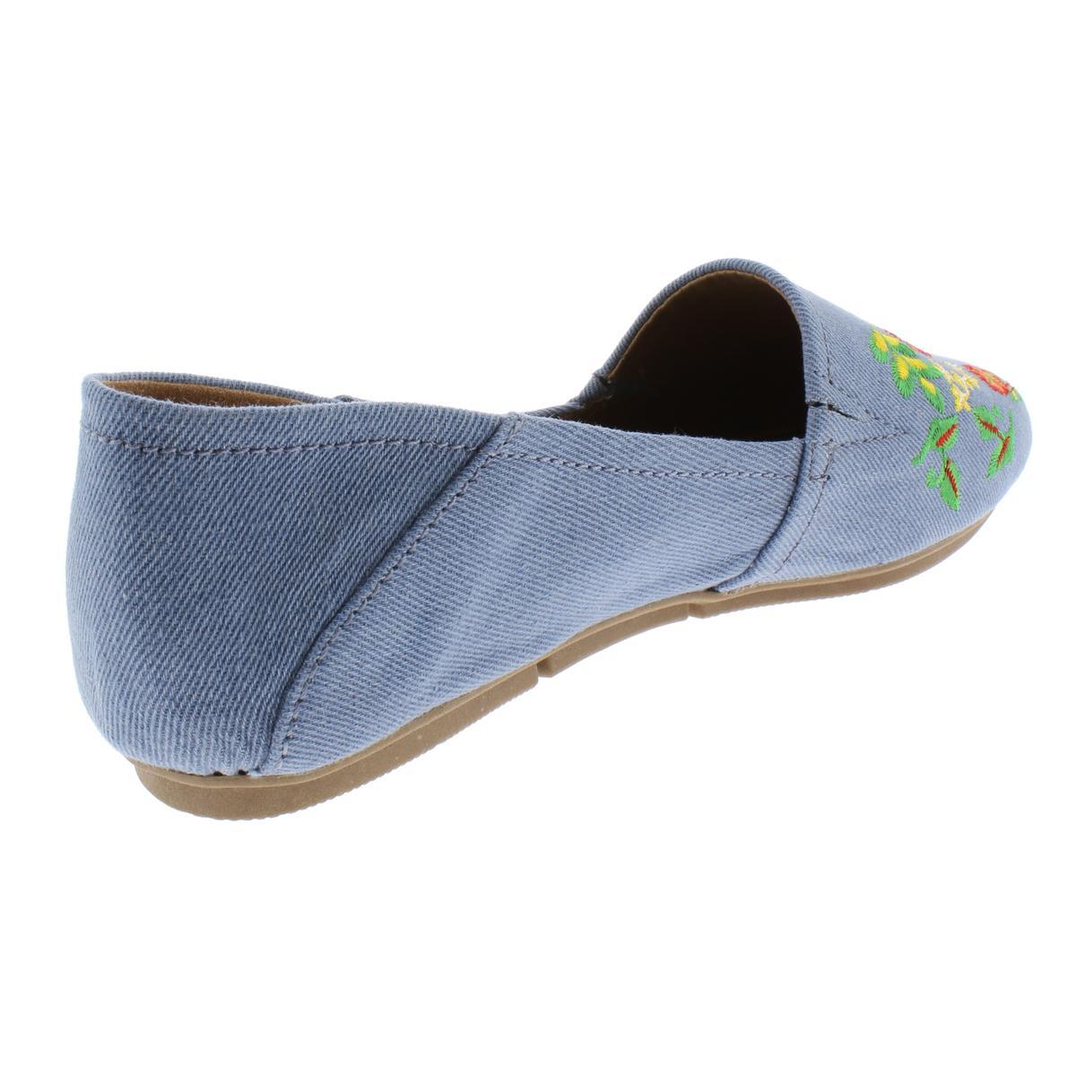 Style-amp-Co-Womens-Nixine-Slip-On-Flats-Casual-Shoes-Shoes-BHFO-6071 thumbnail 4