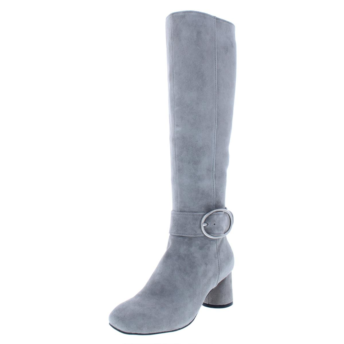 a0ee930903e Details about Donald J. Pliner Womens Caye Suede Tall Fashion Knee-High  Boots Shoes BHFO 9743