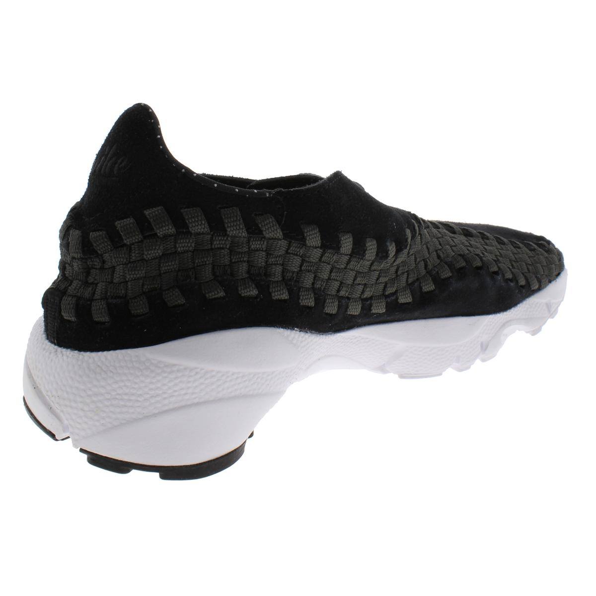 Nike-Mens-Air-Footscape-Woven-Low-Top-Lifestyle-Fashion-Sneakers-Shoes-BHFO-3976 thumbnail 4