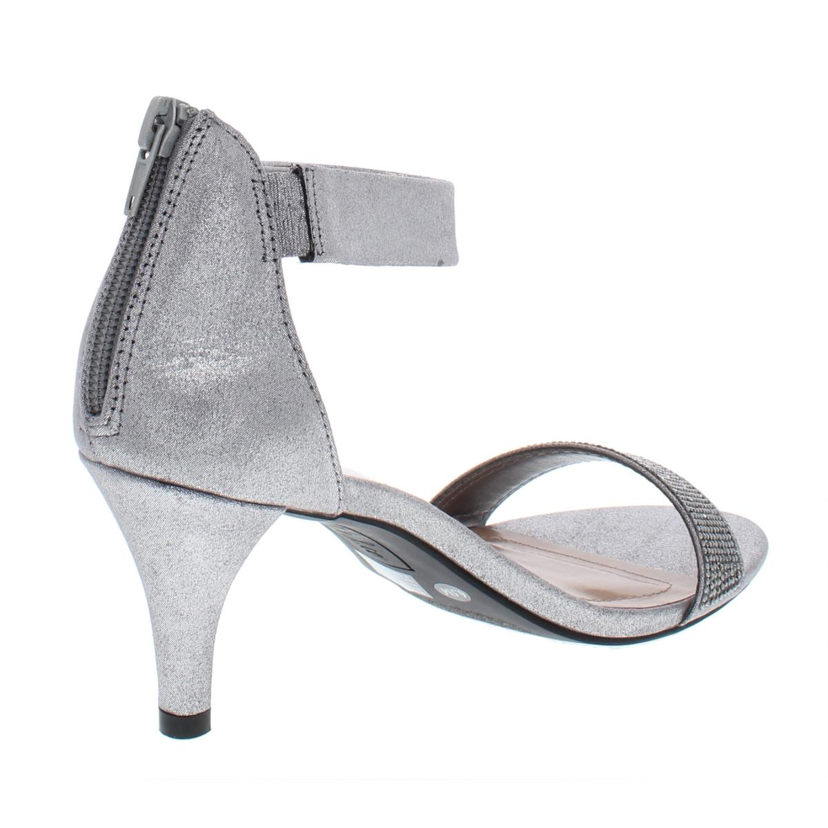 Style-amp-Co-Womens-Phillys-Padded-Insole-Open-Toe-Evening-Heels-Shoes-BHFO-5772 thumbnail 4