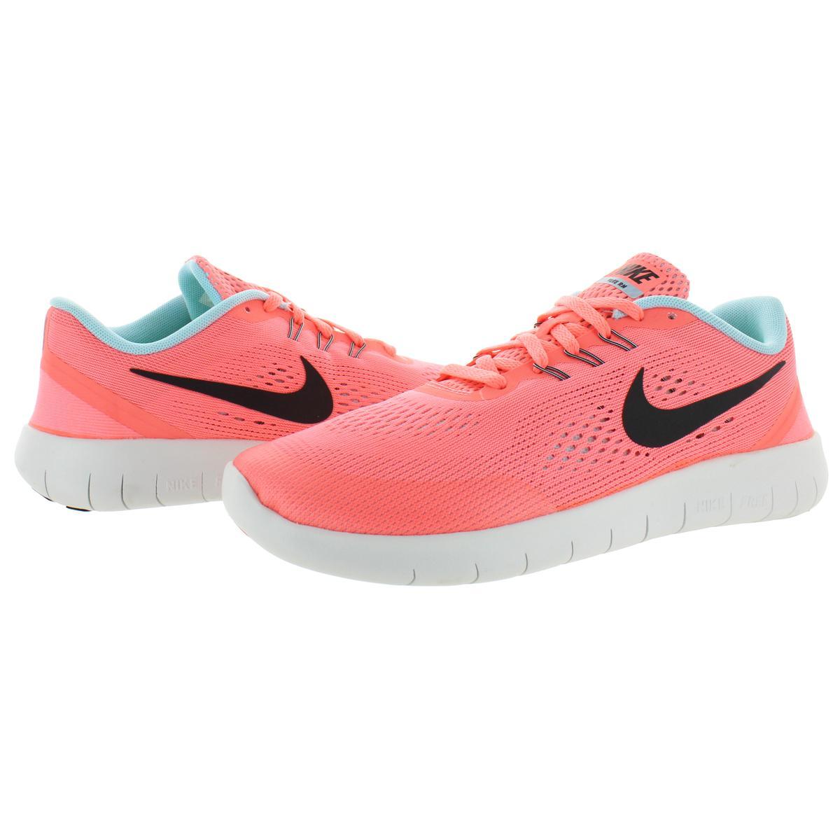 Nike Girls Free RN Trainers Lightweight