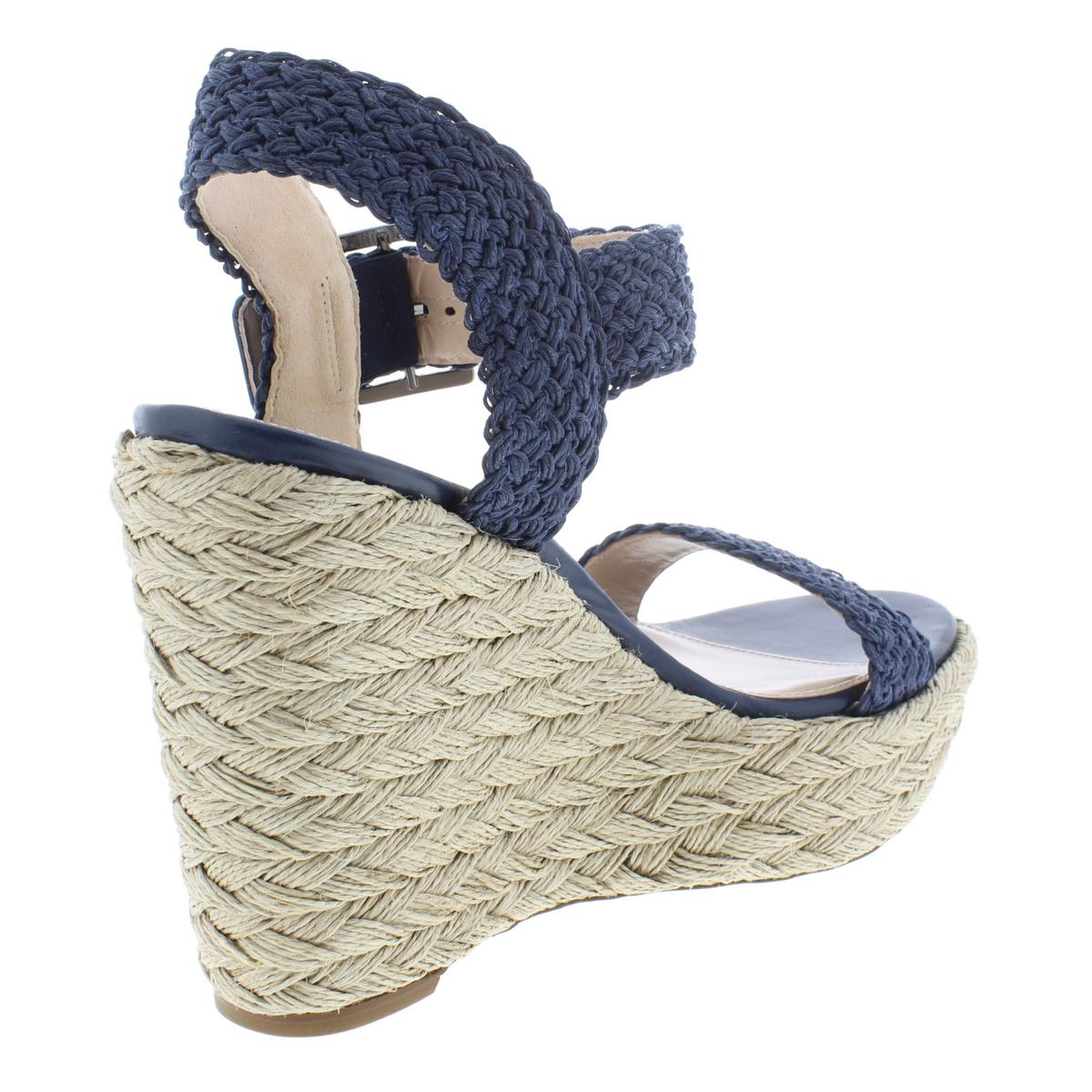 Stuart-Weitzman-Womens-Alexis-Espadrille-Platform-Wedge-Sandals-Shoes-BHFO-7914 thumbnail 4