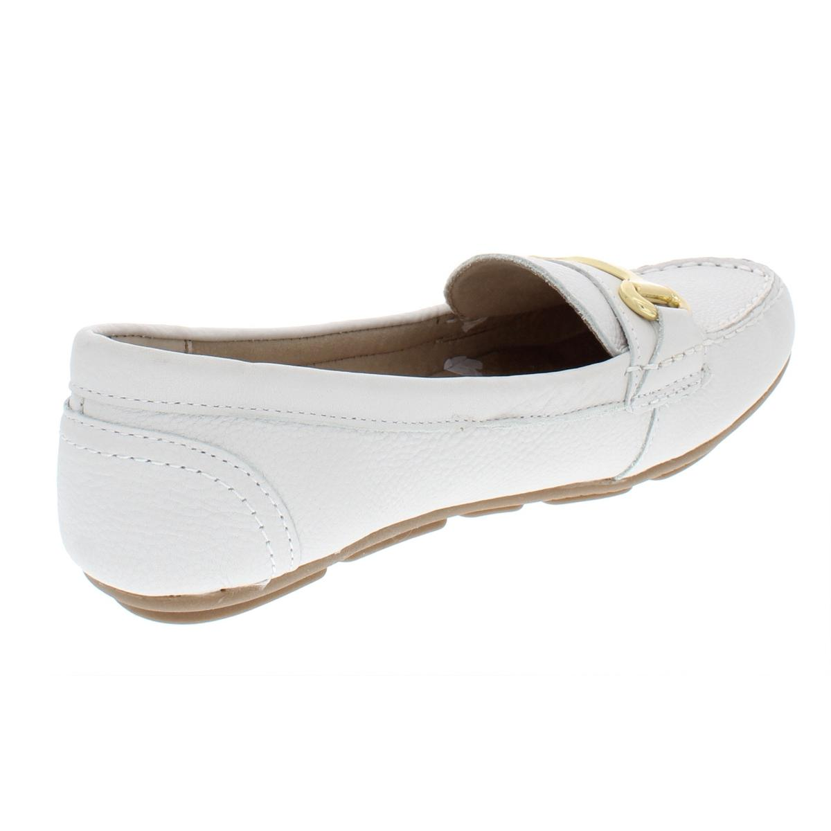 White-Mountain-Womens-Scotch-Padded-Insole-Dress-Moccasins-Shoes-BHFO-3287 thumbnail 8
