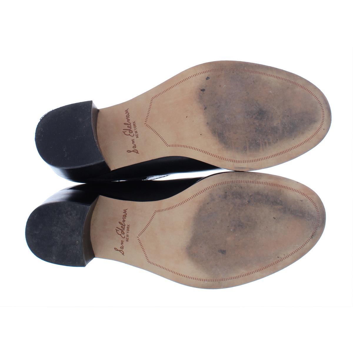 454891483516 Sam Edelman Womens Jodie Black Chelsea Boots Shoes 6.5 Medium (B