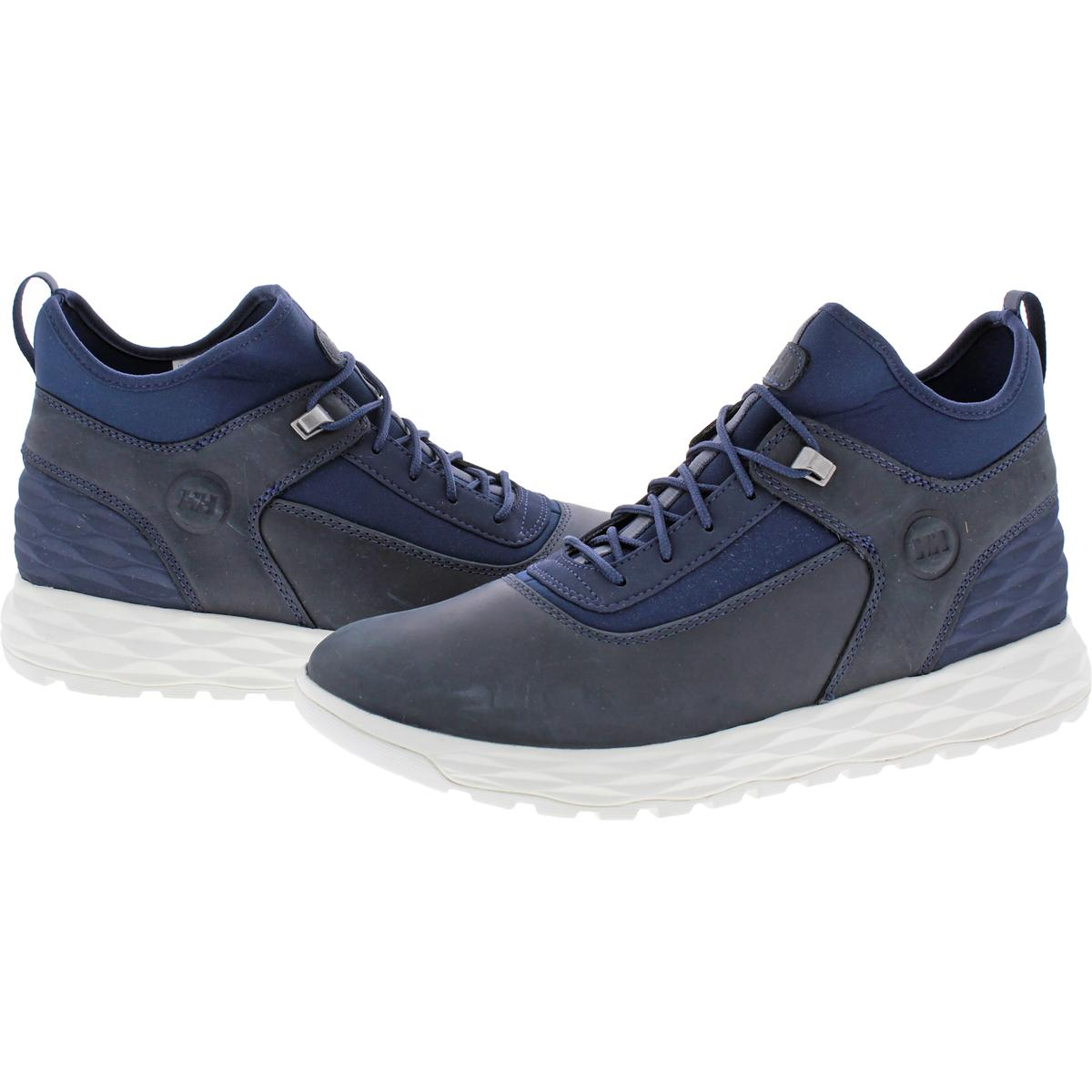 thumbnail 9 - Helly-Hansen-Womens-Cora-Lace-Leather-Fitness-Trainers-Sneakers-Boots-BHFO-0036