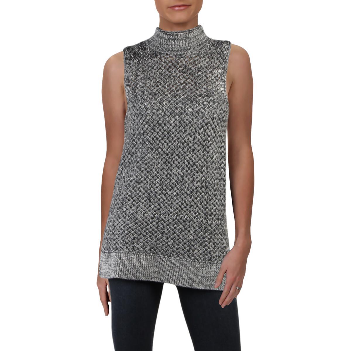 Sanctuary Womens Gretchen Black Wool Fashion Pullover Sweater Top XL BHFO 9891