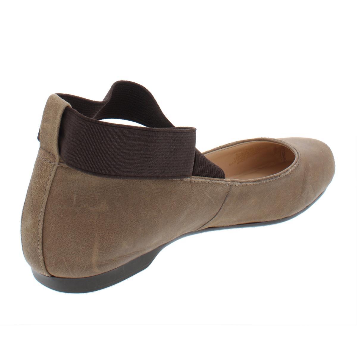 Jessica-Simpson-Women-039-s-Mandalaye-Square-Toe-Ankle-Wrap-Ballet-Flats thumbnail 3