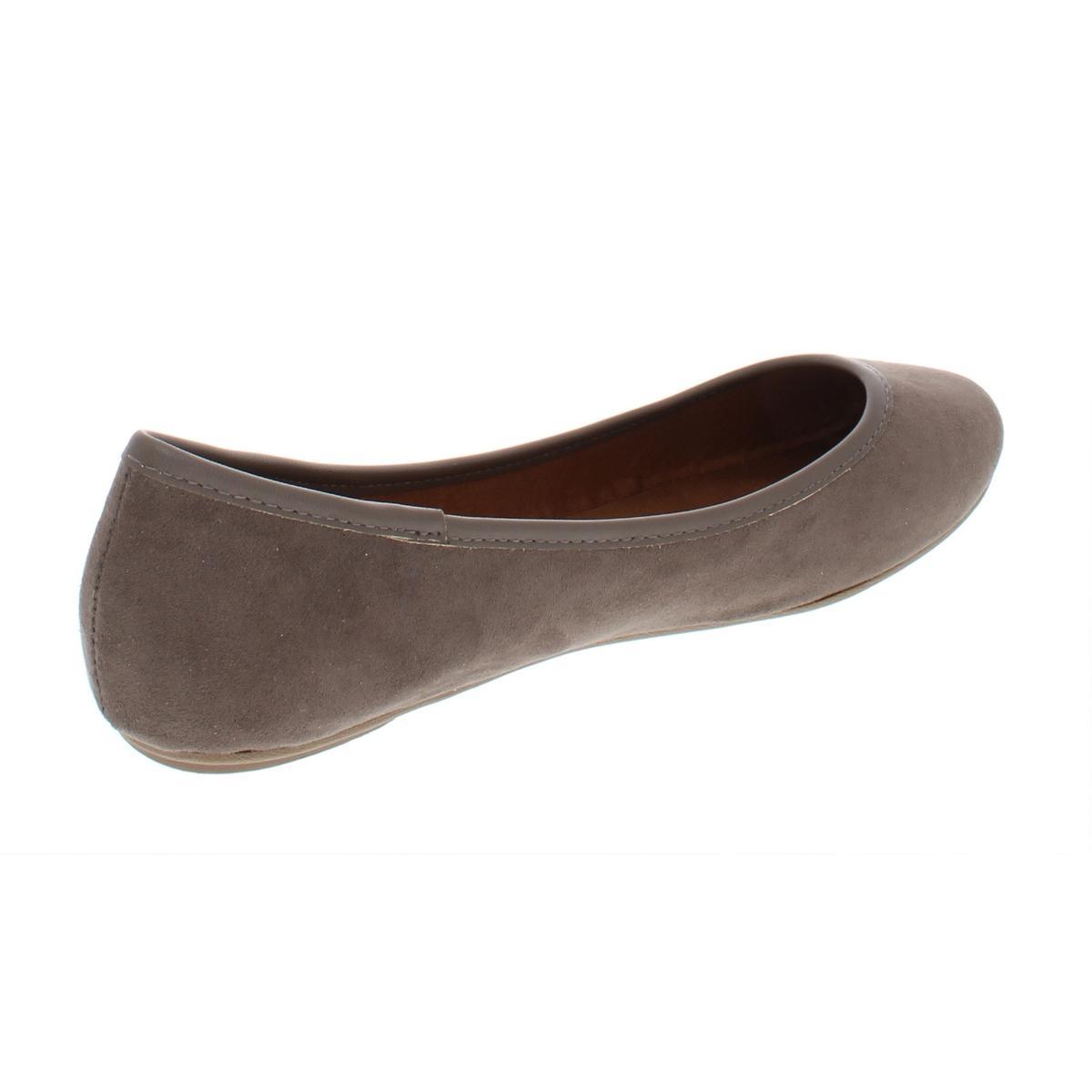 American-Rag-Womens-Cellia-Contrast-Trim-Slip-On-Ballet-Flats-Shoes-BHFO-6452 thumbnail 12