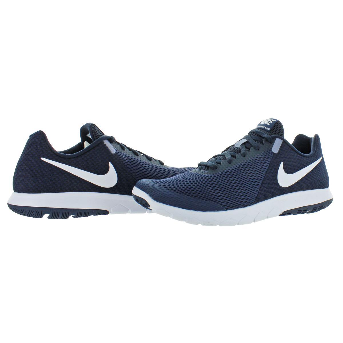 f9b2e48ba675 Nike Mens Flex Experience RN 6 Athletic Trainer Running Shoes ...