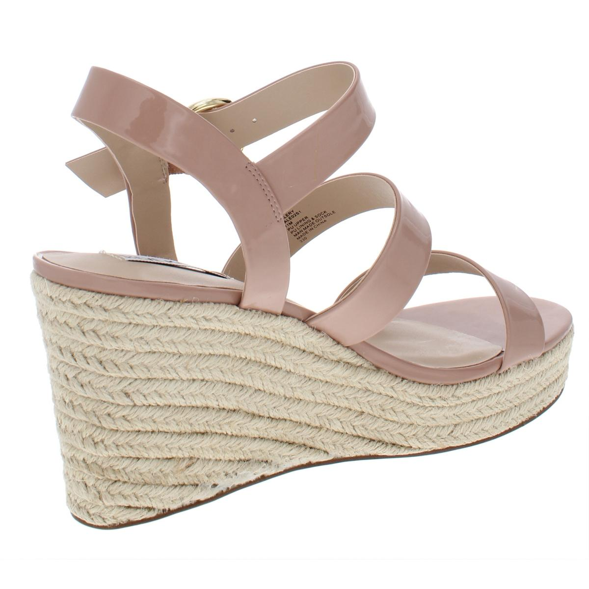 ab89d7f6d99 Details about Steve Madden Womens Valery Wedges Strappy Espadrilles Sandals  BHFO 3448