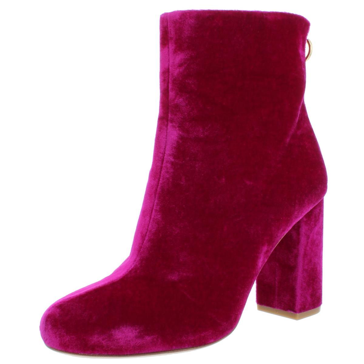 BHFO 7543 Joie Womens Saleema Ivory Leather Booties Shoes 41 Medium B,M