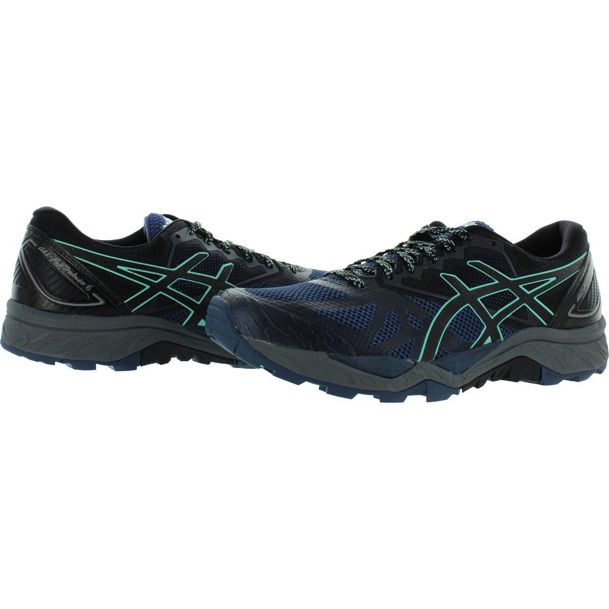 Asics-Womens-Gel-Fuji-Trabuco-6-Athletic-Running-Shoes-Sneakers-BHFO-7368 thumbnail 6