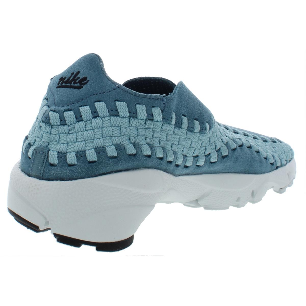 Nike-Mens-Air-Footscape-Woven-Low-Top-Lifestyle-Fashion-Sneakers-Shoes-BHFO-3976 thumbnail 8
