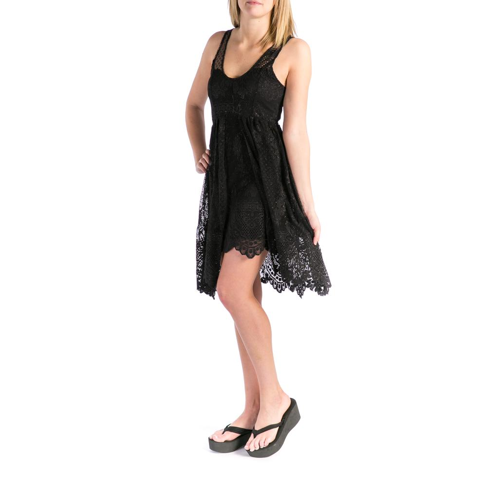 high low dresses casual lace - photo #10