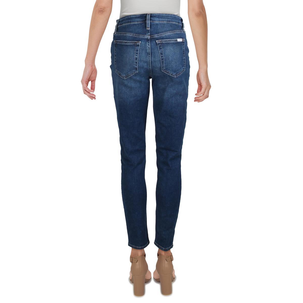 Joe/'s Womens The Charlie  Animal High Rise Denim Ankle Jeans BHFO 1553