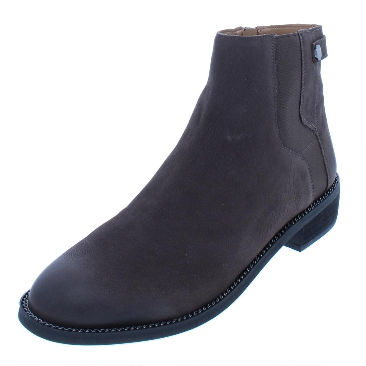Franco Ankle Sarto Damenschuhe Brandy Chain Chain Detail Ankle Franco Booties Schuhes BHFO 5234 927220