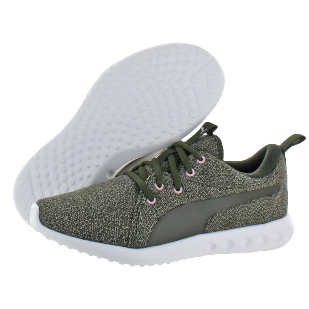 Puma Carson 2 Nature Knit Women s Low-Top Running Trainer Sneaker ... 8a724cb6b