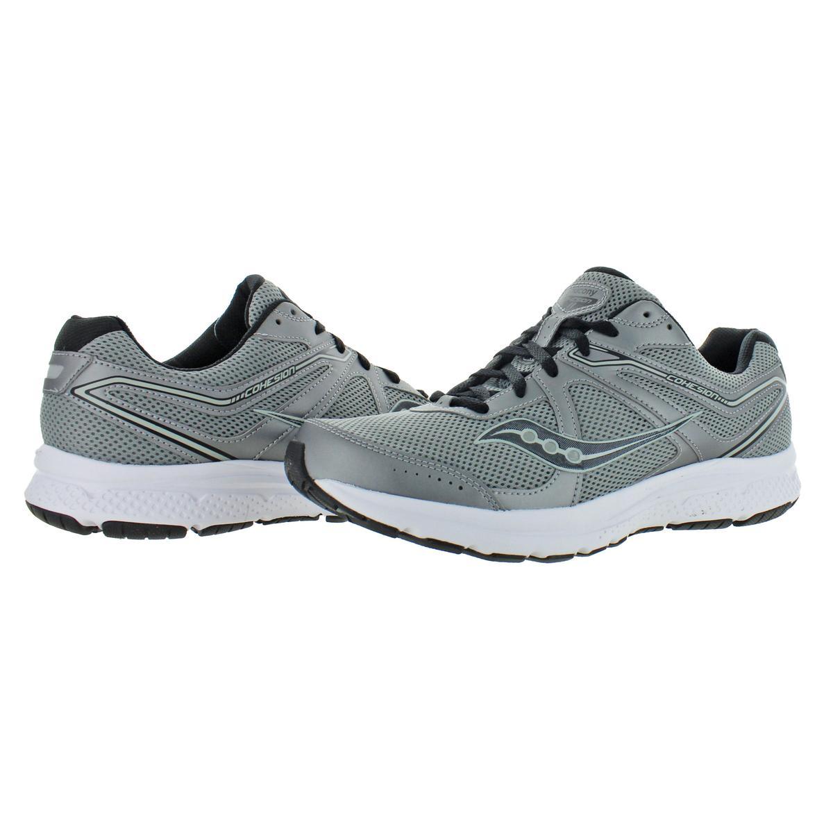 Saucony-Herren-Grid-Kohaesions-11-Ubung-Fitness-Laufschuhe-Sneakers-bhfo-2076 Indexbild 5