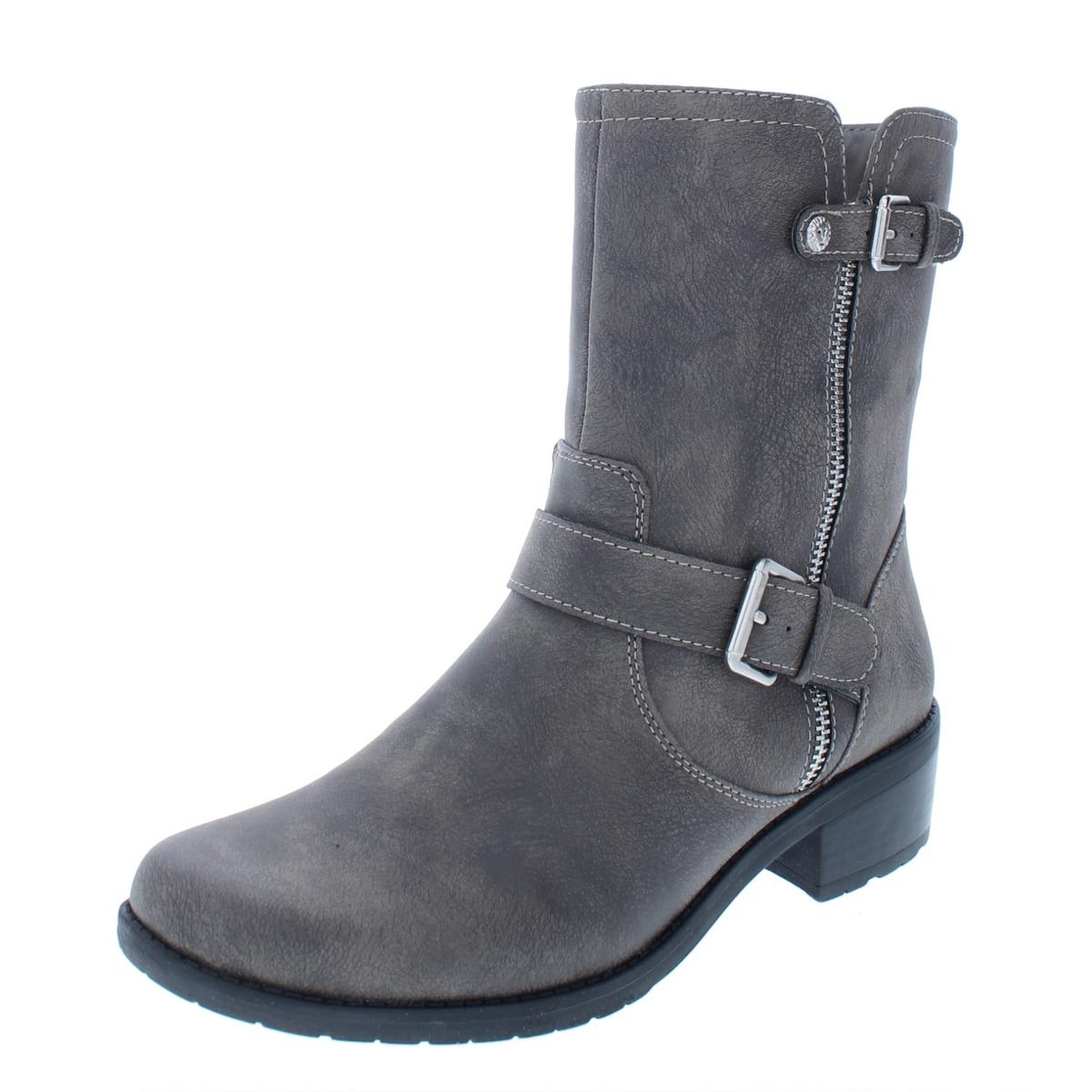 wholesale online sells for whole family Details about Anne Klein Womens Leeder Taupe Heels Ankle Boots Shoes 9  Medium (B,M) BHFO 3432