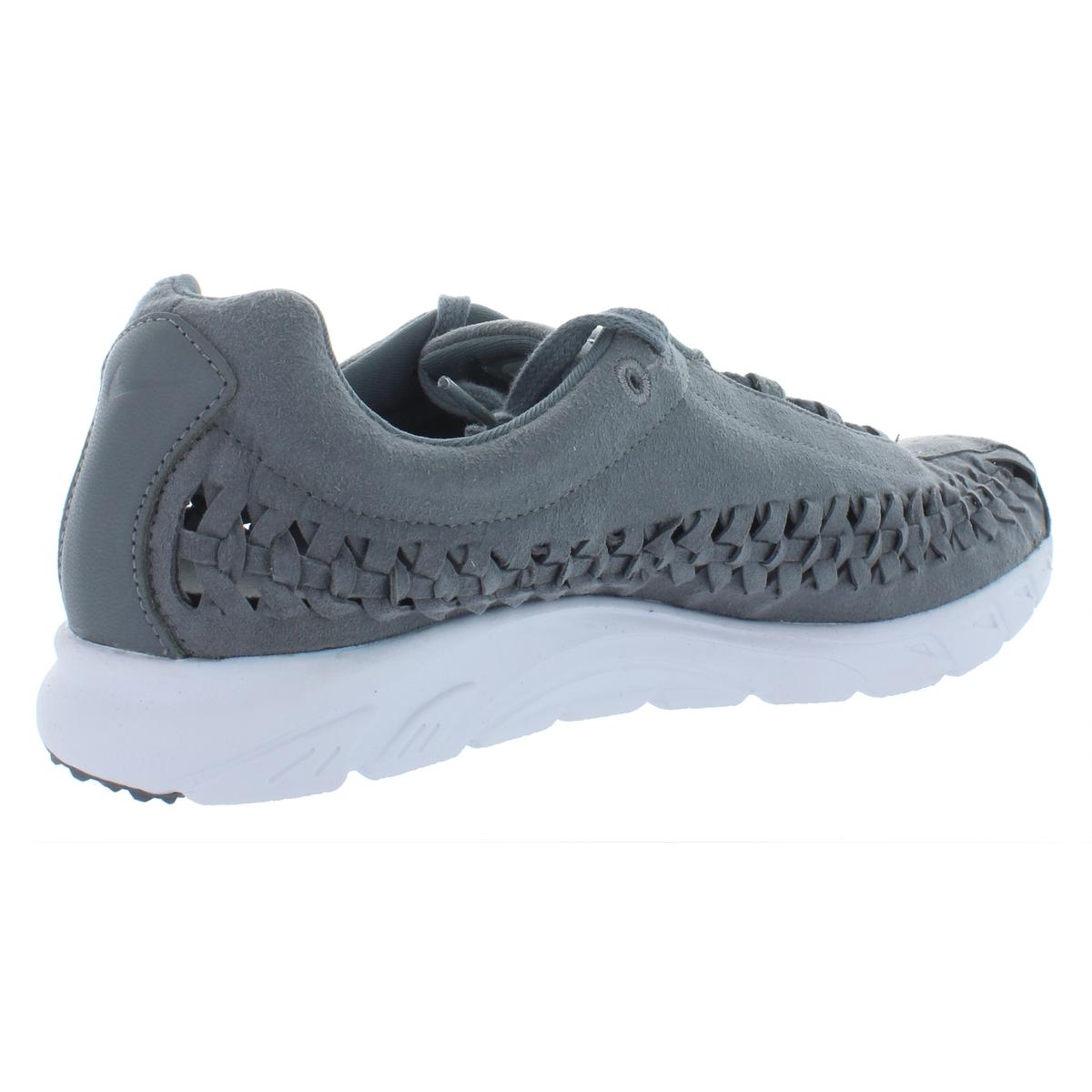 Nike-Mens-Mayfly-Woven-Suede-Woven-Training-Fashion-Sneakers-Shoes-BHFO-2898 thumbnail 12